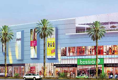 Great India Place Retail Project Bhopal