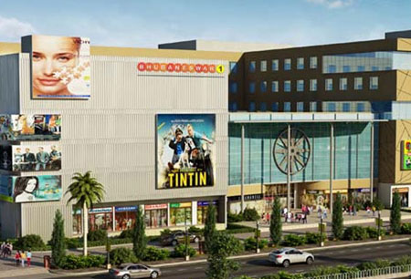 BBSR1 Retail Project Bhubaneswar