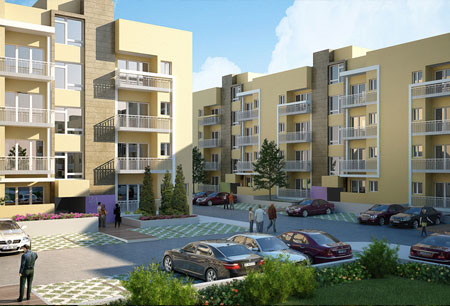 The Terraces Residential Project Chennai