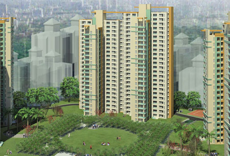 Verve Residential Project Greater Noida