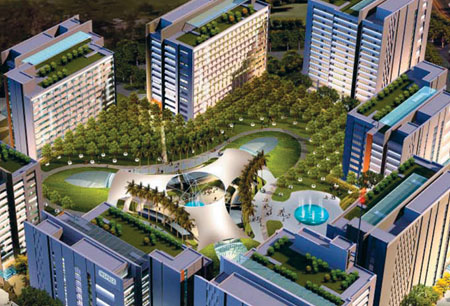Infospace - Sector 48 Commercial Project Gurgaon
