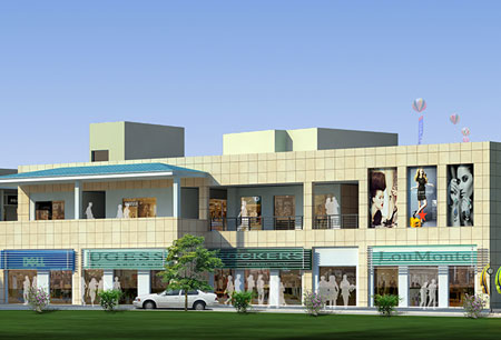 Rodeo Drive Commercial Project Gurgaon