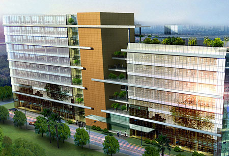 Signature Towers II Commercial Project Gurgaon