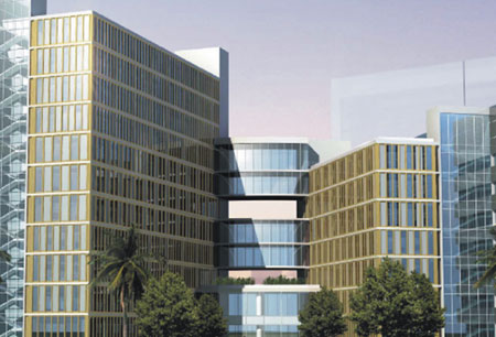 Uniworld Towers Commercial Project Gurgaon