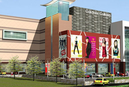 Gardens Galleria Retail Project Lucknow