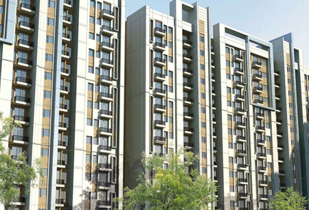The Residences Residential Project Noida