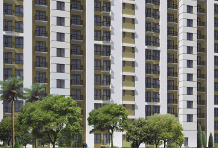 Uniworld Gardens Residential Project Noida