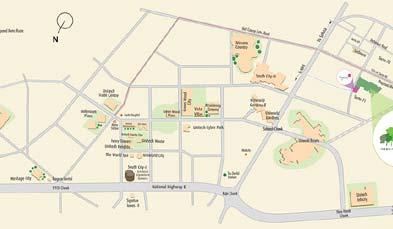 Unitech Alder Grove Location Map