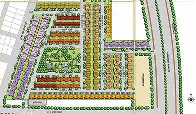 Unitech Alder Grove Master Plan