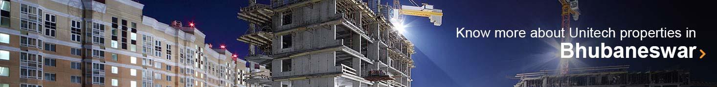 Unitech Residential Projects Bhubaneswar