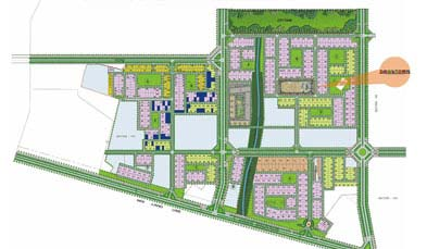 Unitech Downtown Master Plan