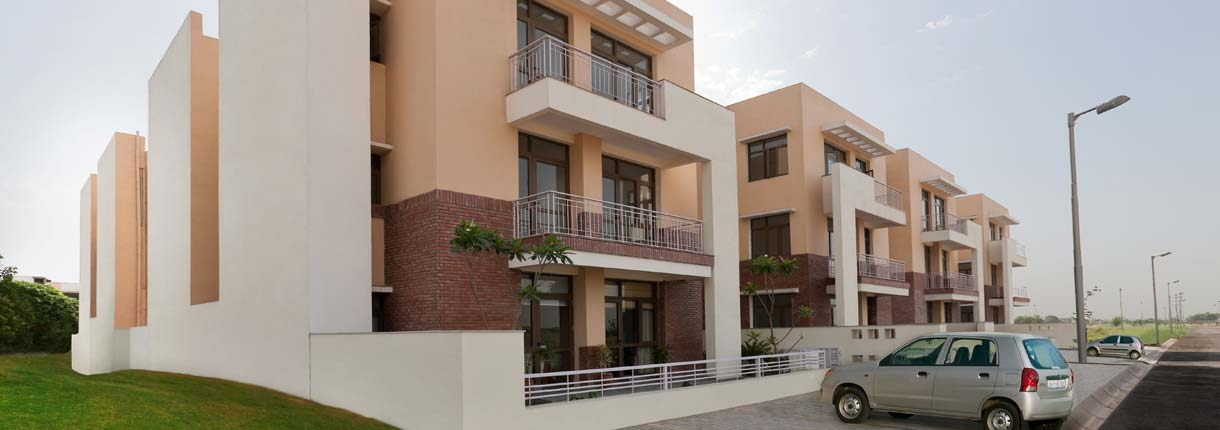 Unitech Executive Floors Mohali