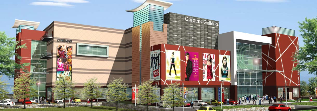 Image result for Gardens Galleria Mall Lucknow