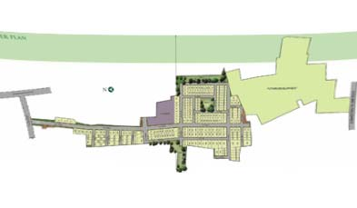 Unitech Greenwood City Master Plan