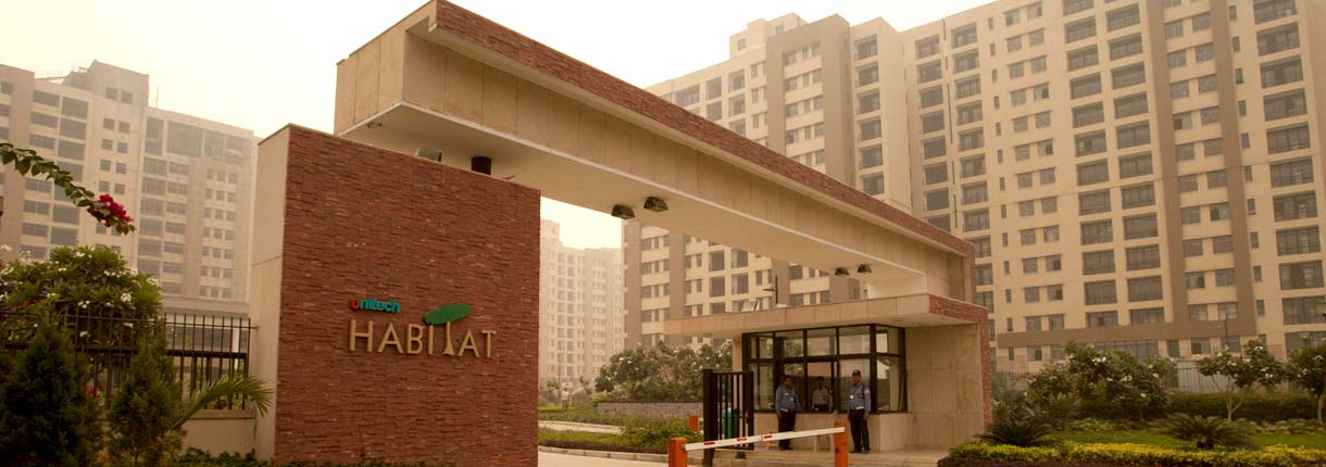 Unitech Habitat Greater Noida