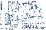 Floor Plan-3309 sft.