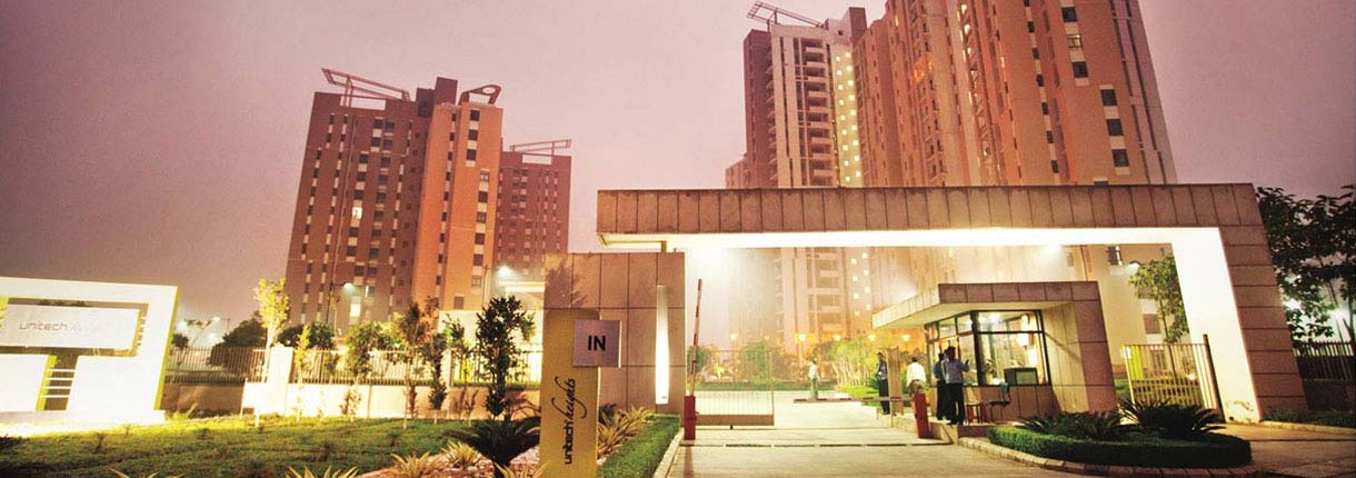 Unitech Heights Gurgaon