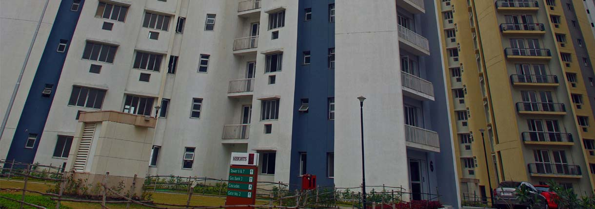 Unitech Heights Kolkata