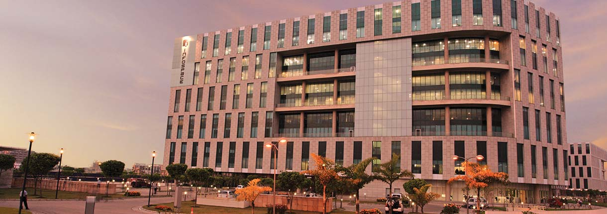 Unitech Infospace Kolkata