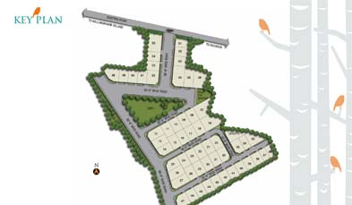 Unitech Birch Court Key Plan