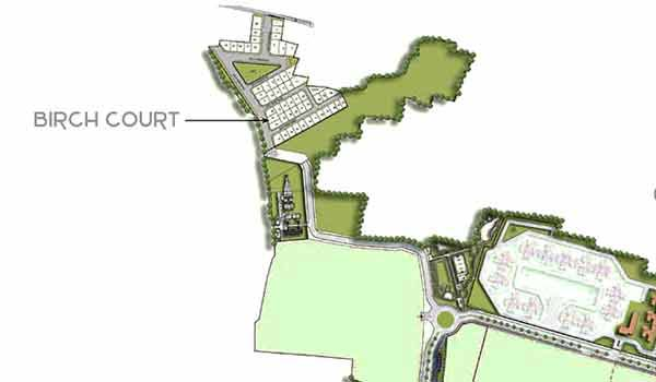 Unitech Birch Court Master Plan