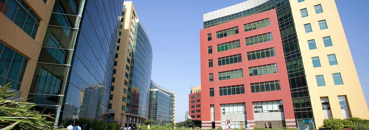 Unitech Business Park Gurgaon