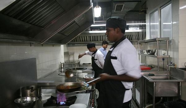 Multi-Cuisine Restaurant