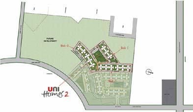 Unitech Unihomes Phase 2 Master Plan