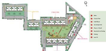 Uniworld Gardens 2 , Residential Apartments in Gurgaon