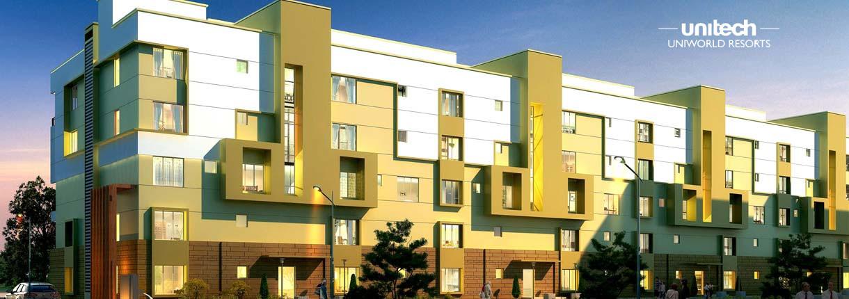 Unitech Uniworld Resorts Bangalore