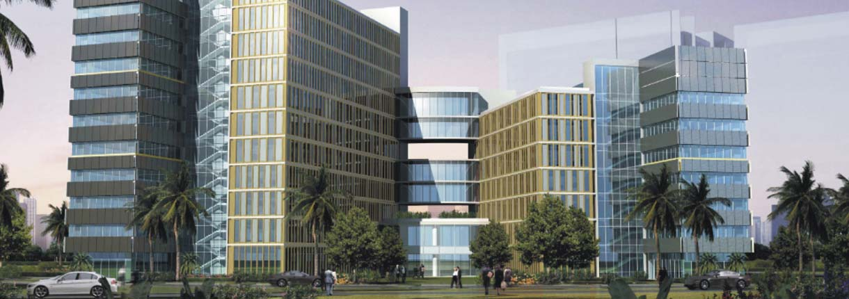 Unitech Uniworld Towers Gurgaon